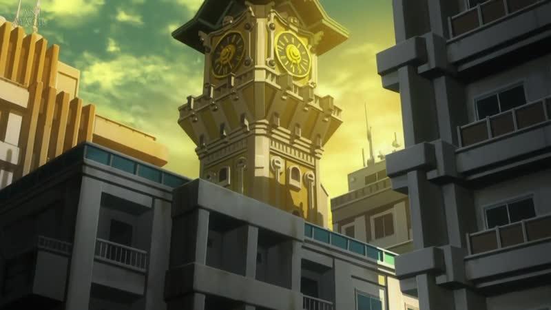 ТВ 1 Синий экзорцист Ao no Exorcist серии 13 25. Часть 2 Animedia