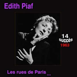 Édith Piaf альбом Les rues de Paris