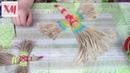 Делаю птицу СЧАСТЬЯ The Bird of Happiness DIY ХоббиМаркет