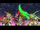 アニメ PV - 『SD Gundam World Sangoku Soketsuden』 Teaser trailer