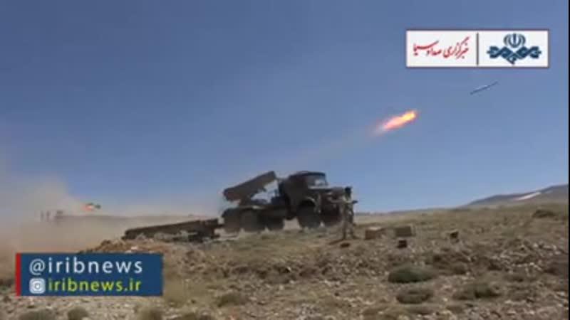 КСИР нанес удары по террористам Иракского Курдистана в Ираке