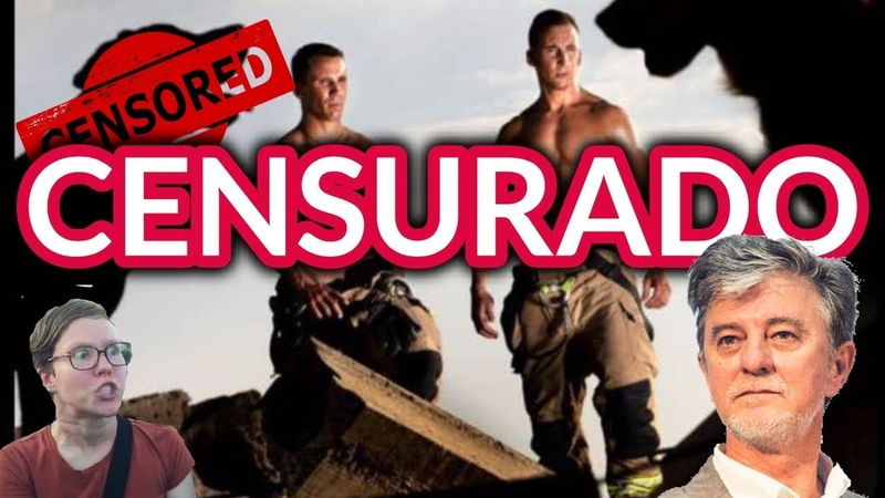 Podemos censura un calendario de bomberos