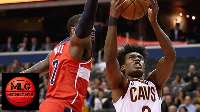 Cleveland Cavaliers vs Washington Wizards Full Game Highlights | 11.14.2018, NBA Season