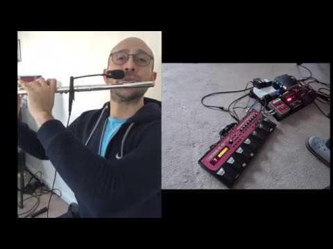Boss RC-50 and FX pedals jam v2 by Sarpay SharpEye Özçağatay