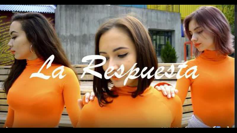 Becky G Maluma - La Respuesta || Choreo by Regina Malkova