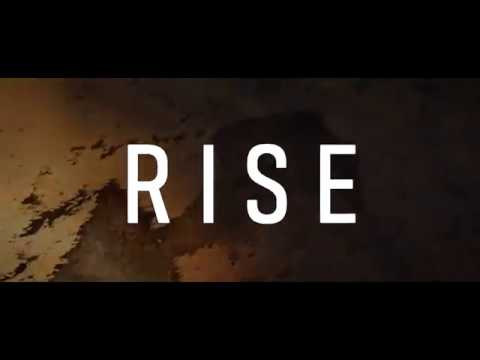 LYRICS - RISE (ft. The Glitch Mob, Mako, and The Word Alive) | Worlds 2018 - League of Legends