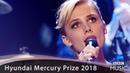 Wolf Alice Don't Delete The Kisses Hyundai Mercury Prize 2018