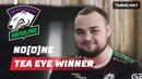 Tea Eye Winner: No[o]ne читает соперника и отвечает на вопросы о Dota 2