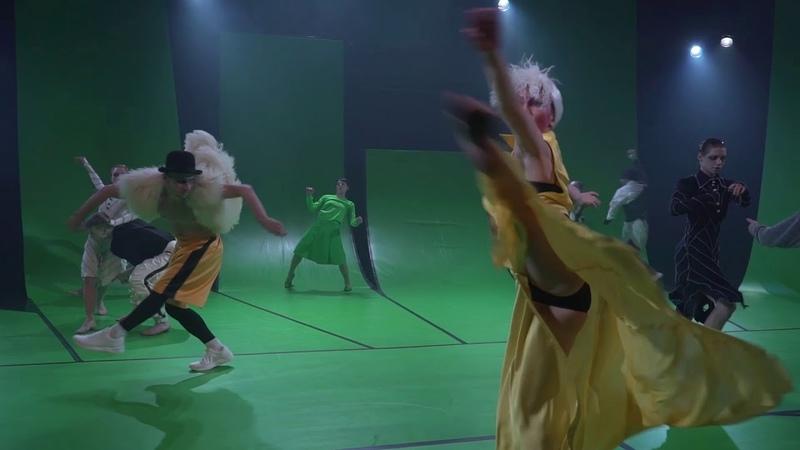 Танц-спектакль В режиме ожидания Годо