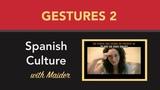 Learn Spanish - Spanish gestures, II (Spanish Subtitles)