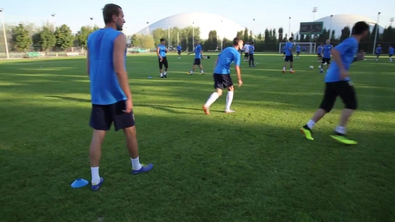 Видеопревью матча «Краснодар-3» – «Чайка»