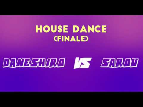 Battle Back to the Roots ©️®️ 5 Finale HOUSE DANCE Sarou VS Daneshiro | Danceproject.info
