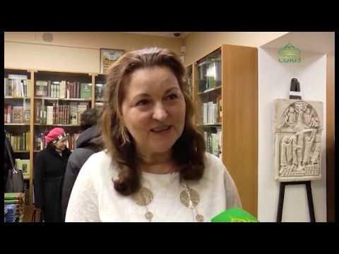 Состоялась презентация книги о почитаемой петербургской старице Матроне Босоножке.
