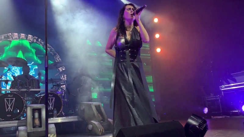 Within Temptation - Mother Earth [Live] - 3.9.2019 - Skyway Theatre - Minneapolis, MN - FRONT ROW