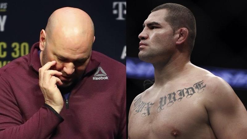 Анонс боя Кейна Веласкеса в UFC, Дане Уайту бросили вызов