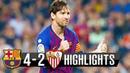 BARCELONA Vs ЅЕVΙLLА 4−2 – All Goals Extended Highlights - Resumen y Goles 2018
