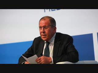 Выступление С.В.Лаврова на IV Международной конференции
