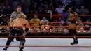 Test vs. Booker T WWE Raw 9/16/02