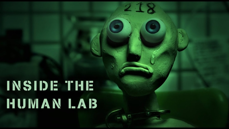 INSIDE THE HUMAN LAB - Claymation