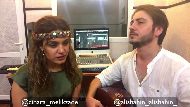 Cinare Melikzade - Kınıfır bedrenk olur   Menzeri feat. Alishahin