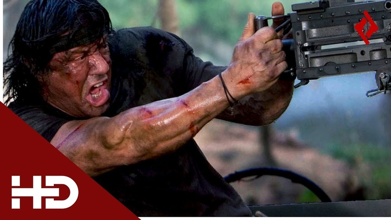 Rambo 4 (2008) | Brutal Final Battle Scene | 1080p