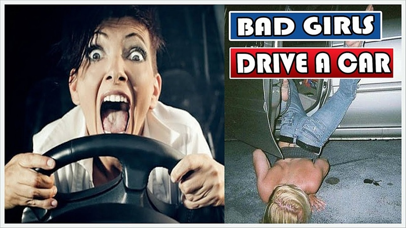 WORST WOMAN DRIVERS OF ALL TIMES ► GAS STATION TROUBLE Bibilintix