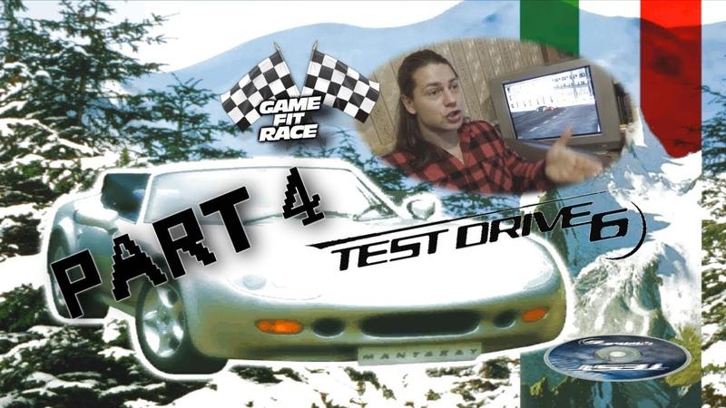 Test Drive 6  1999   Dreamcast   GAME FIT RACE 15  PART 3