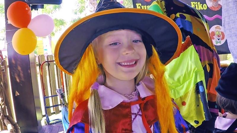 Fiko Gloria Kids Club | Birthday party | Magic Toys | Balloon Challenge For Family | Clown For Child