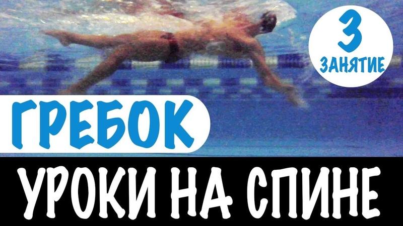ПОЧЕМУ ПЛАВАНИЕ НА СПИНЕ МЕДЛЕННЕЕ, ЧЕМ КРОЛЬ? ГРЕБОК И ПРОНОС РУК. УРОКИ НА СПИНЕ @ Swimmate.ru