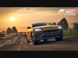 Forza Horizon 4 Fortune Island - Официальный трейлер