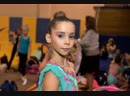 Открытый турнир по художественной гимнастике Зимняя сказка у Светы - 2 место