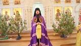 Божественная Литургия в соборном храме Воскресения Христова г. Никольска