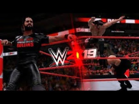 WWE 2K19 ALL FINISHERS
