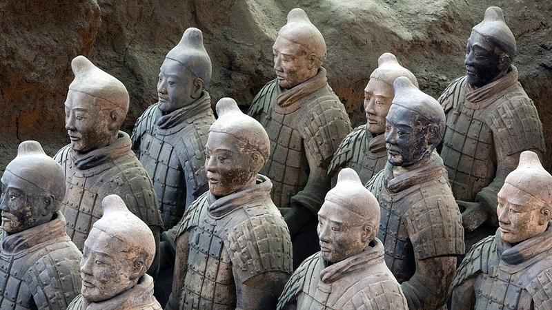 Цинь Первая китайская империя