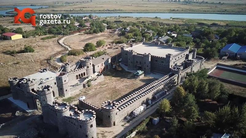 Военной-исторический интерактивный музей под Ростовом