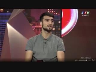 Азербайджанский футболист Махир Мадатов: Я не знаю, почему меня освистали. Азербайджан Azerbaijan Azerbaycan БАКУ BAKU Карабах