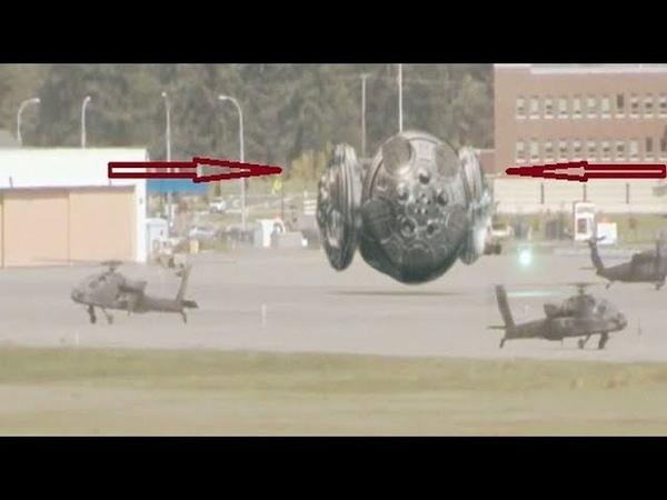 En net görüntülenmiş UFO lar Uzaylılarla iletişime geçildiğinde çekilen görüntüler