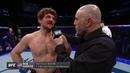 UFC 235 Бен Аскрен - Слова после боя