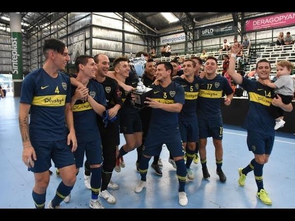 Supercopa LaFinal Boca vs Newells ADDTV