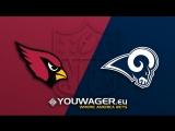 Week 02 16.09.2018 ARI Cardinals @ LA Rams