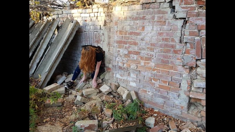 Собираем кирпичи! Ну, или разбираем… Исторические развалины в микрорайоне Бугры
