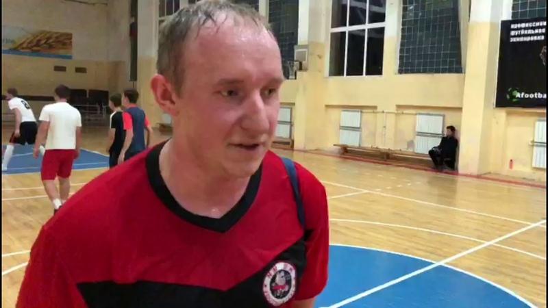 Послематчевое интервью Николай Малютин НМСК 03 05 19