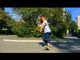 Reggaeton freestyle by Olya BamBitta//