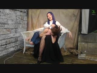 Halloween Overwatch photoshoot backstage video