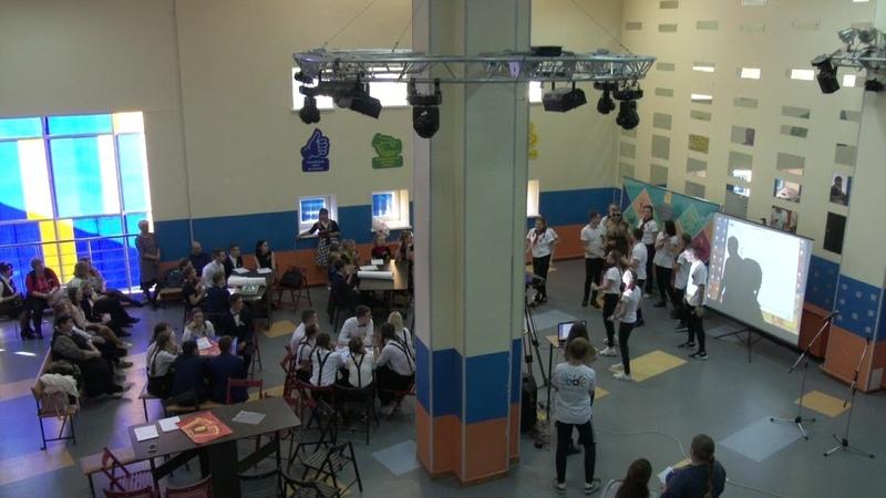 Новооскольский Центр молодежных инициатив отметил свой 3-й день рождения