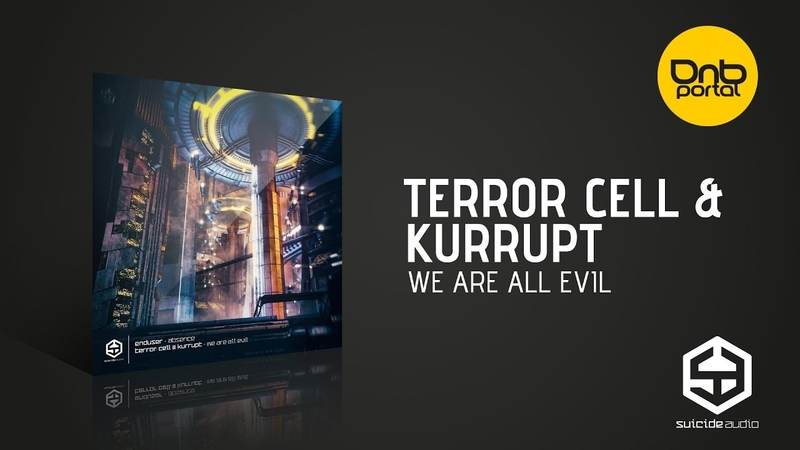 Terror Cell Kurrupt - We Are All Evil [Suicide Audio]
