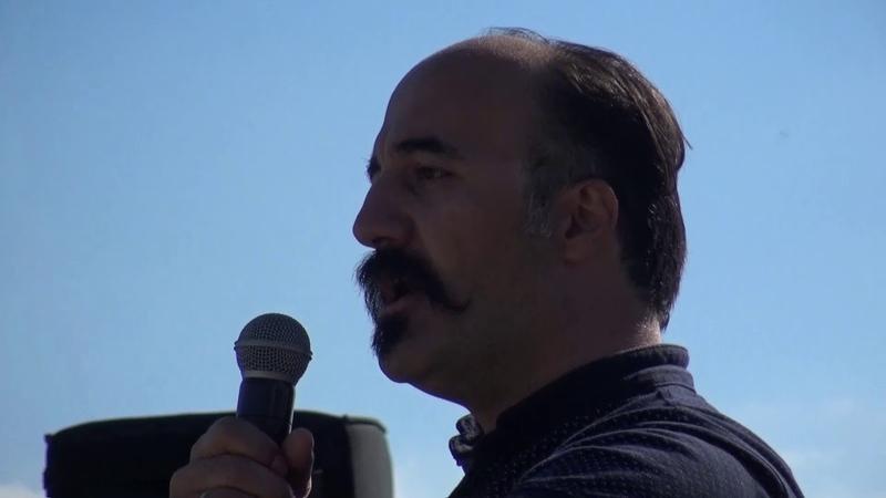 Trt Çerkes Tv açılsın - Selçuk BALKAR ın konuşması.