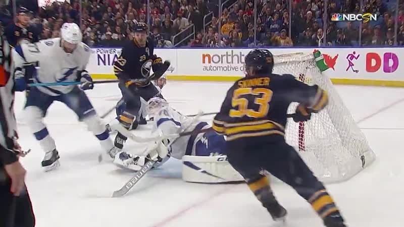 Tampa Bay Lightning vs Buffalo Sabres Nov 13 2018 Game Highlights NHL 2018 19 НХЛ