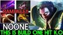 Noone Kunkka This is Build One Hit K O Insane Damage 7 20 Dota 2