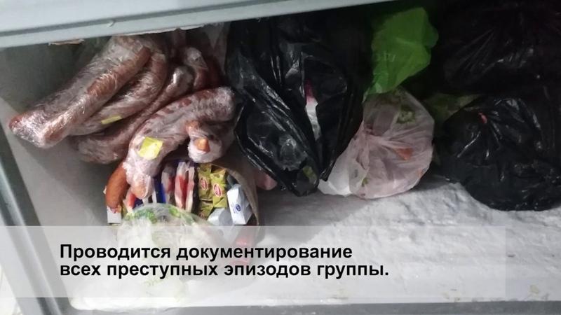 Хищение продуктов питания, предназначенных для школ г. Гомеля